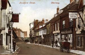 Guildford Street in 1909